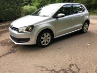USED 2010 60 VOLKSWAGEN POLO 1.2 SE 5d 60 BHP