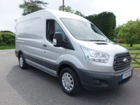 USED 2016 16 FORD TRANSIT 350 TREND FWD L2 H2 MWB MEDIUM HIGHTOP 2.2TDCI 125 BHP Popular MWB Medium High 350 Transit Trend With Additional  Air Con! Direct From Leasing Company, Very Clean Example!