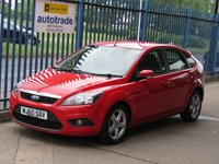 USED 2010 60 FORD FOCUS 1.6 ZETEC 5d Heated screen Alloys Fogs Full Service History & Climate Control