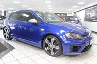 USED 2014 14 VOLKSWAGEN GOLF 2.0 TSI R 300 BHP FULL HEATED LEATHER PAN ROOF!