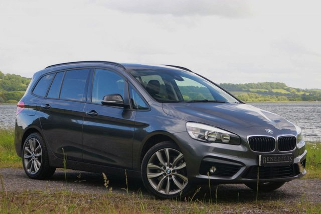 2018 18 BMW 2 SERIES 1.5 218I SPORT GRAN TOURER 5d AUTO 134 BHP