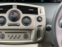 USED 2006 06 RENAULT SCENIC 1.6 SL OASIS VVT 5d 110 BHP