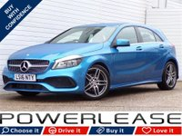USED 2016 16 MERCEDES-BENZ A CLASS 2.1 A 200 D AMG LINE 5d 134 BHP