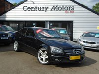 2010 MERCEDES-BENZ CLC CLASS 2.1 CDI SPORT 3d AUTO - LEATHER £3990.00