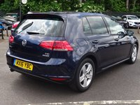 USED 2016 16 VOLKSWAGEN GOLF 1.0 MATCH EDITION TSI BLUEMOTION 5d 114 BHP