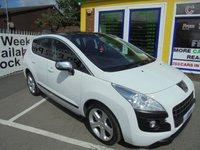 USED 2012 62 PEUGEOT 3008 1.6 ALLURE E-HDI FAP 5d AUTO 112 BHP