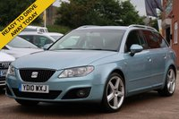 USED 2010 10 SEAT EXEO 2.0 SPORT CR TDI 5d 141 BHP READY TO DRIVE AWAY TODAY