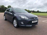2012 FORD FOCUS 1.6 TITANIUM 5d 124 BHP £6195.00
