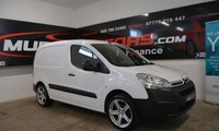 USED 2016 CITROEN BERLINGO 1.6 625 ENTERPRISE L1 BLUEHDI 74 BHP