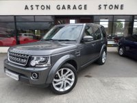 2015 LAND ROVER DISCOVERY 3.0 SDV6 COMMERCIAL XS AUTO 255 BHP **5 SEATS** £19990.00