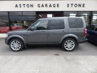 USED 2015 15 LAND ROVER DISCOVERY 3.0 SDV6 COMMERCIAL XS AUTO 255 BHP **5 SEATS** ** FULL LAND ROVER SERVICE HISTORY * 5 SEATS **