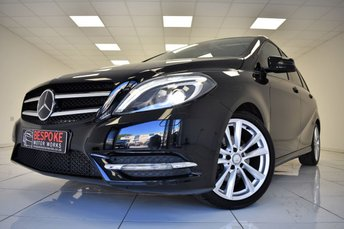 2013 MERCEDES-BENZ B CLASS 1.8 B180 CDI BLUEEFFICIENCY SPORT  £10995.00