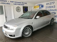 2002 FORD MONDEO 3.0 ST220 4d 223 BHP £2795.00