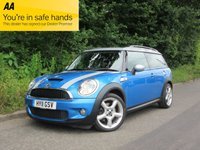 2011 MINI CLUBMAN 1.6 COOPER S 5d 184 BHP £6995.00