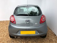 USED 2015 15 FORD KA 1.2 EDGE 3d 69 BHP ++ONLY 10,000 MILES ++