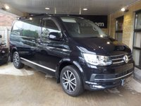 USED 2018 18 VOLKSWAGEN CARAVELLE 2.0 EXECUTIVE TDI BMT 5d AUTO 148 BHP