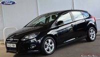 USED 2012 62 FORD FOCUS 1.6TDCi ZETEC 5 DOOR 6-SPEED 115 BHP Finance? No deposit required and decision in minutes.