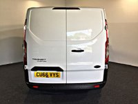 USED 2017 66 FORD TRANSIT CUSTOM 2.0 290 TREND LR P/V 1d 104 BHP EURO 6, LOW MILES, ULTRA LOW EMISSION ZONE COMPLIANT. LOW MILEAGE, RECENT MAIN DEALER SERVICE