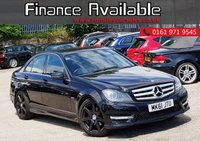 USED 2011 61 MERCEDES-BENZ C CLASS 1.8 C180 BLUEEFFICIENCY SPORT EDITION 125 4d AUTO 156 BHP 1 FORMER KEEPER