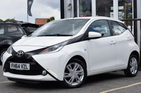 USED 2015 64 TOYOTA AYGO 1.0 VVT-I X-PRESSION 5d 69 BHP Full Service & Mot On Purchase