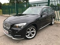 2014 BMW X1 2.0 XDRIVE20D XLINE 5d 181 BHP ALLOYS CRUISE LEATHER SATNAV BLUETOOTH A/C MOT 05/20 £9990.00