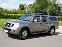 2015 NISSAN NAVARA 3.0 OUTLAW DCI 4X4 SHR DCB 1d AUTO 228 BHP £16450.00
