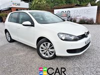 USED 2012 62 VOLKSWAGEN GOLF 1.4 MATCH TSI 5d 121 BHP 1 OWNER FROM NEW + FSH
