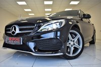 USED 2015 65 MERCEDES-BENZ C CLASS C250D 2.1 AMG LINE AUTOMATIC