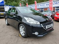 USED 2015 15 PEUGEOT 208 1.0 ACTIVE 5d 68 BHP 0%  FINANCE AVAILABLE ON THIS CAR PLEASE CALL 01204 393 181