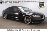 USED 2016 16 AUDI A6 2.0 TDI ULTRA BLACK EDITION 4DR AUTO SAT NAV HEATED LEATHER 188 BHP SATELLITE NAVIGATION + HEATED LEATHER SEATS + PARKING SENSOR + 4 ZONE CLIMATE CONTROL + BLUETOOTH + CRUISE CONTROL + MULTI FUNCTION WHEEL + ELECTRIC MEMORY SEATS + DAB RADIO + PRIVACY GLASS + BOSE PREMIUM SPEAKERS + ELECTRIC WINDOWS + RADIO/CD/SD + ELECTRIC MIRRORS + 20 INCH ALLOY WHEELS