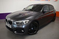 USED 2016 66 BMW 1 SERIES 1.5 116D M SPORT 5d 114 BHP