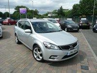 2012 KIA CEED 1.6 CRDI 3 SW 5d 114 BHP £3499.00