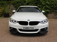 USED 2016 65 BMW 4 SERIES 2.0 420D M SPORT GRAN COUPE 4d 188 BHP