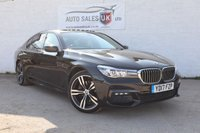 USED 2017 17 BMW 7 SERIES 3.0 730LD M SPORT 4d AUTO 261 BHP