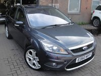 USED 2010 60 FORD FOCUS 2.0 TITANIUM TDCI 5d AUTO 136 BHP ANY PART EXCHANGE WELCOME, COUNTRY WIDE DELIVERY ARRANGED, HUGE SPEC