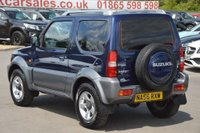 USED 2006 56 SUZUKI JIMNY 1.3 JLX+ 3dr EXCELLENT EXAMPLE*AIR CON