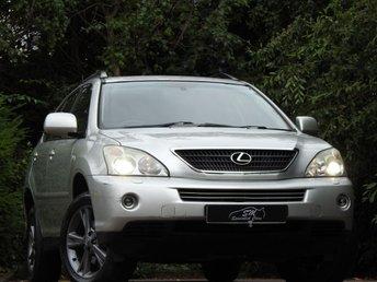 2006 LEXUS RX 3.3 400H SE-L CVT 5d AUTO 208 BHP £2950.00