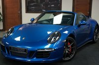 USED 2014 PORSCHE 911 3.8 CARRERA 4S PDK 2d AUTO 400 BHP