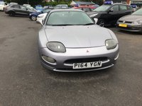 USED 2005 P MITSUBISHI FTO 2.0 IMPORT 2d AUTO 197 BHP COUPE IN SILVER  WITH A LONG MOT VERY RARE (TRADE CLEARANCE CAR ) APPROVED CARS ARE PLEASED TO OFFER THIS MITSUBISHI FTO 2.0 IMPORT 2d AUTO 197 BHP COUPE IN SILVER VERY RARE COUPE IN METALLIC SILVER/GREY WITH AIR CON,STEREO.ALLOYS AND MUCH MORE WITH A LOT OF SERVICE HISTORY IN GOOD CONDITION AND A VERY RARE IMPORT WITH A MOT UNTIL JANUARY 2020 BUT DUE TO ITS AGE AND MILEAGE IS BEING OFFERED AS A TRADE CLEARANCE CAR.