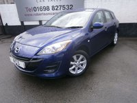 USED 2011 11 MAZDA 3 1.6 TS2 5dr IDEAL MID SIZED 5dr HATCH
