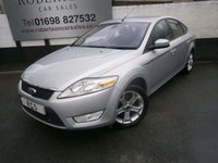 2011 FORD MONDEO 2.0 SPORT 5dr £4680.00