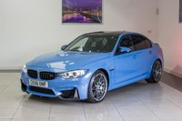 USED 2016 13 BMW M3 3.0 M3 COMPETITION PACKAGE 4d AUTO 444 BHP BMW Health Check, Apply Car Play, Full Main Dealer History & Immaculate Condition Throughout