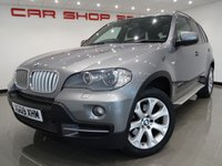 2009 BMW X5 3.0 35D ( 286 BHP) SE xDrive AUTO..NAV..PAN ROOF..HIGH SPEC !! £10490.00