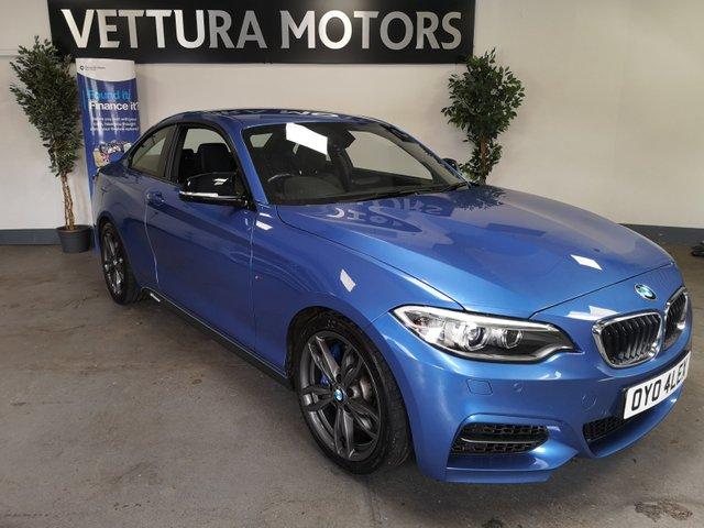 Used BMW M2 cars in Sheffield from Vettura Motors Ltd