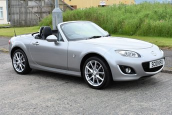 2010 MAZDA MX-5 2.0 I ROADSTER SPORT TECH 2d 158 BHP £7990.00