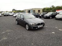 USED 2013 13 BMW 1 SERIES 1.6 116D EFFICIENTDYNAMICS 5d 114 BHP