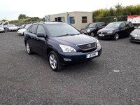 2004 LEXUS RX 3.0 300 SE-L 5d AUTO 202 BHP £3000.00