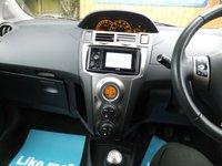 USED 2011 11 TOYOTA YARIS 1.3 T SPIRIT VVT-I 3d 99 BHP FSH, SAT NAV, AUX/USB INPUT