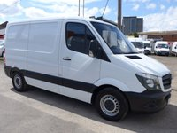 USED 2014 64 MERCEDES-BENZ SPRINTER 313 CDI SWB HI ROOF, 130 BHP [EURO 5]