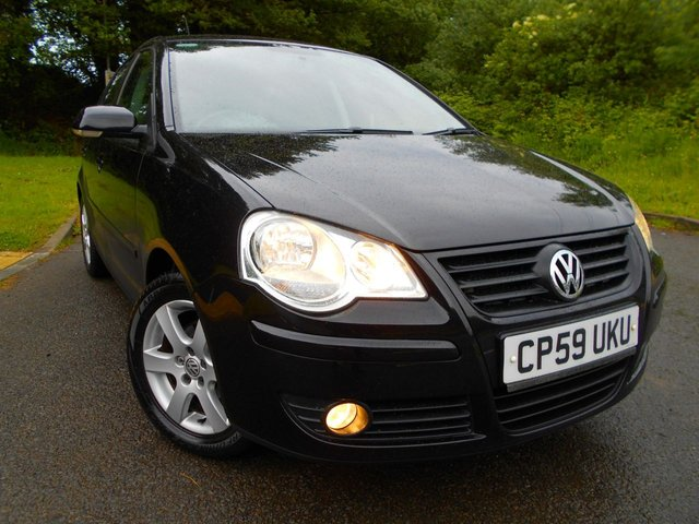 2010 59 VOLKSWAGEN POLO 1.2 MATCH 5d 59 BHP **ONE OWNER FROM NEW**LOW MILEAGE**LOW TAX**LOW INSURANCE**